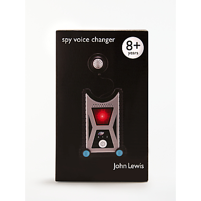 Image of John Lewis & Partners Spy Voice Changer