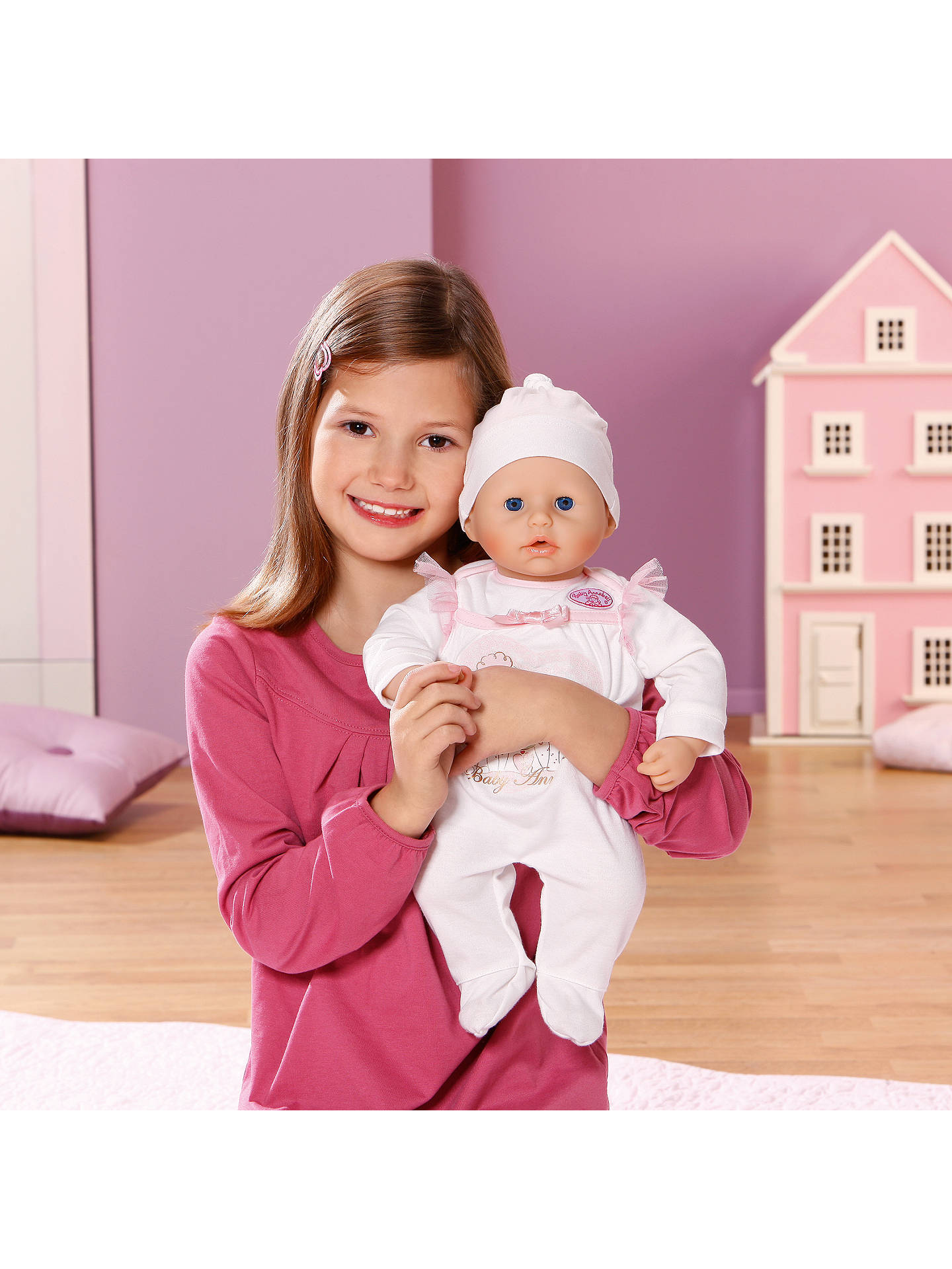Zapf Baby Annabell Doll 2013 At John Lewis Amp Partners