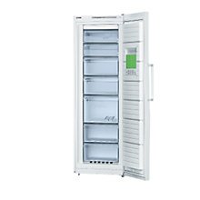 Buy Bosch GSN33VW30G Tall Freezer, A++ Energy Rating, 60cm Wide, White Online at johnlewis.com