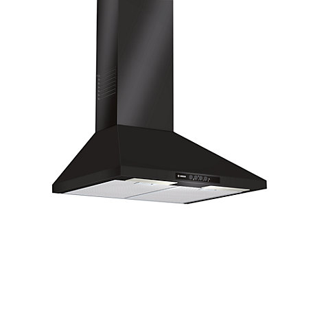 Buy Bosch DWW06W460B Chimney Cooker Hood, Black Online at johnlewis.com