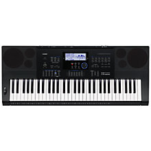 Buy Casio CTK-6200 61 Key Keyboard Online at johnlewis.com