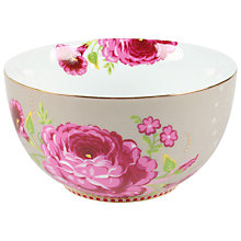 Buy PiP Studio Floral Bowl Online at johnlewis.com