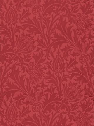 Morris & Co. Thistle Wallpaper