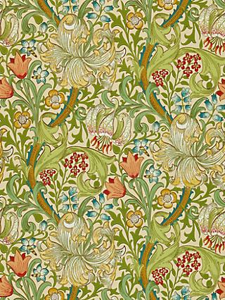Morris & Co. Golden Lily Wallpaper