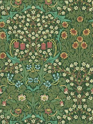 Morris & Co. Blackthorn Wallpaper