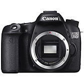 "Canon EOS 70D Digital SLR Camera, HD 1080p, 20.2MP, Wi-Fi, 3"" LCD Screen, Body Only"