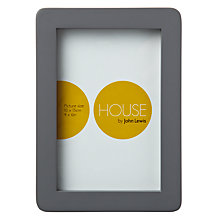 "Buy House by John Lewis Photo Frame, 4 x 6"" (10 x 15cm) Online at johnlewis.com"