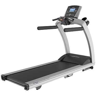 Life Fitness T5 Treadmill, Go Console