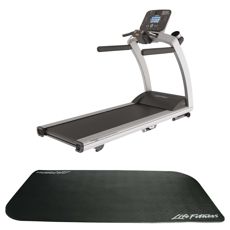 Life Fitness Treadmill Go Console: Life Fitness T5 Treadmill, Go Console At John Lewis