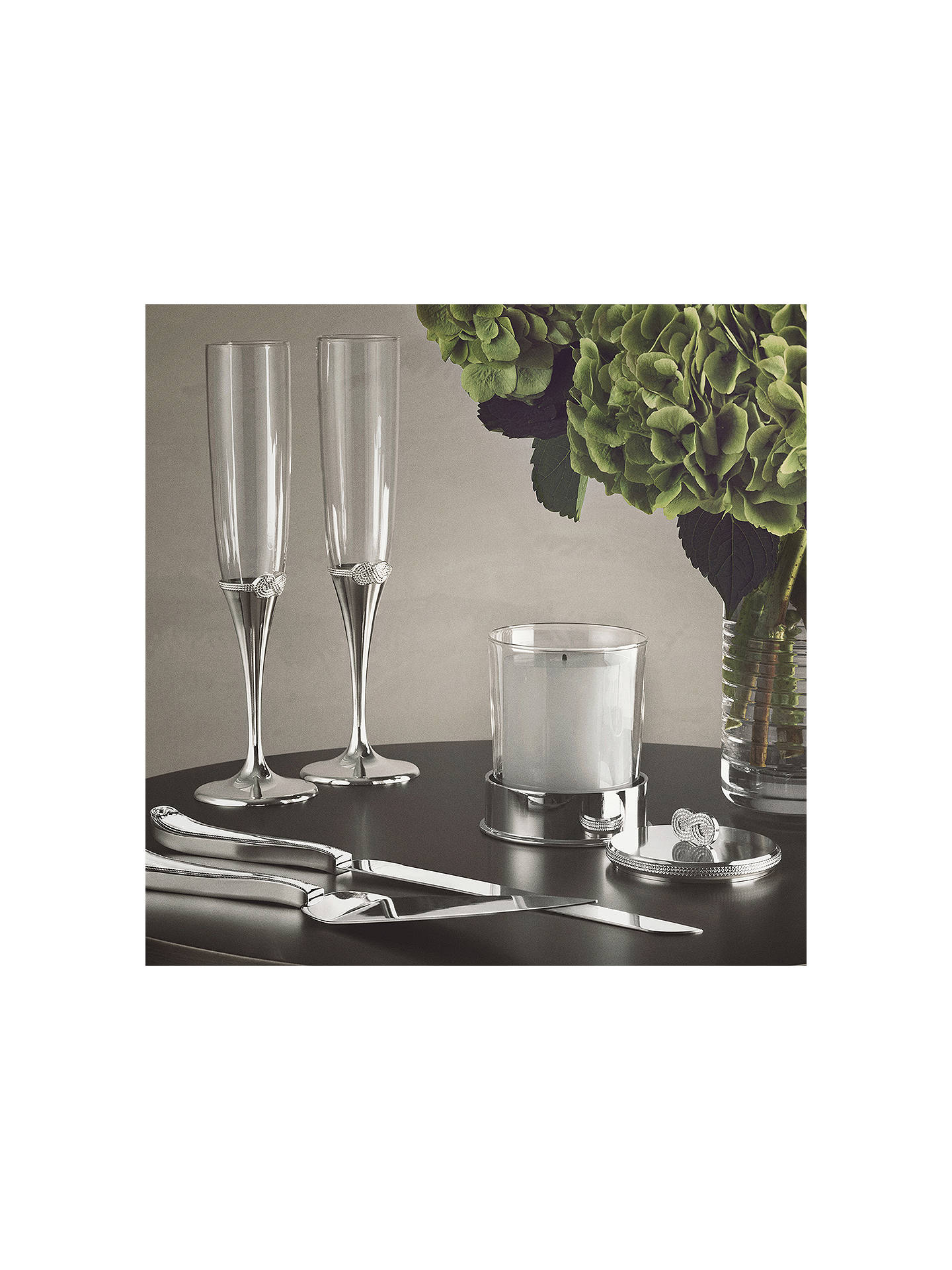 Buy Vera Wang Infinity Toasting Flutes Online at johnlewis.com