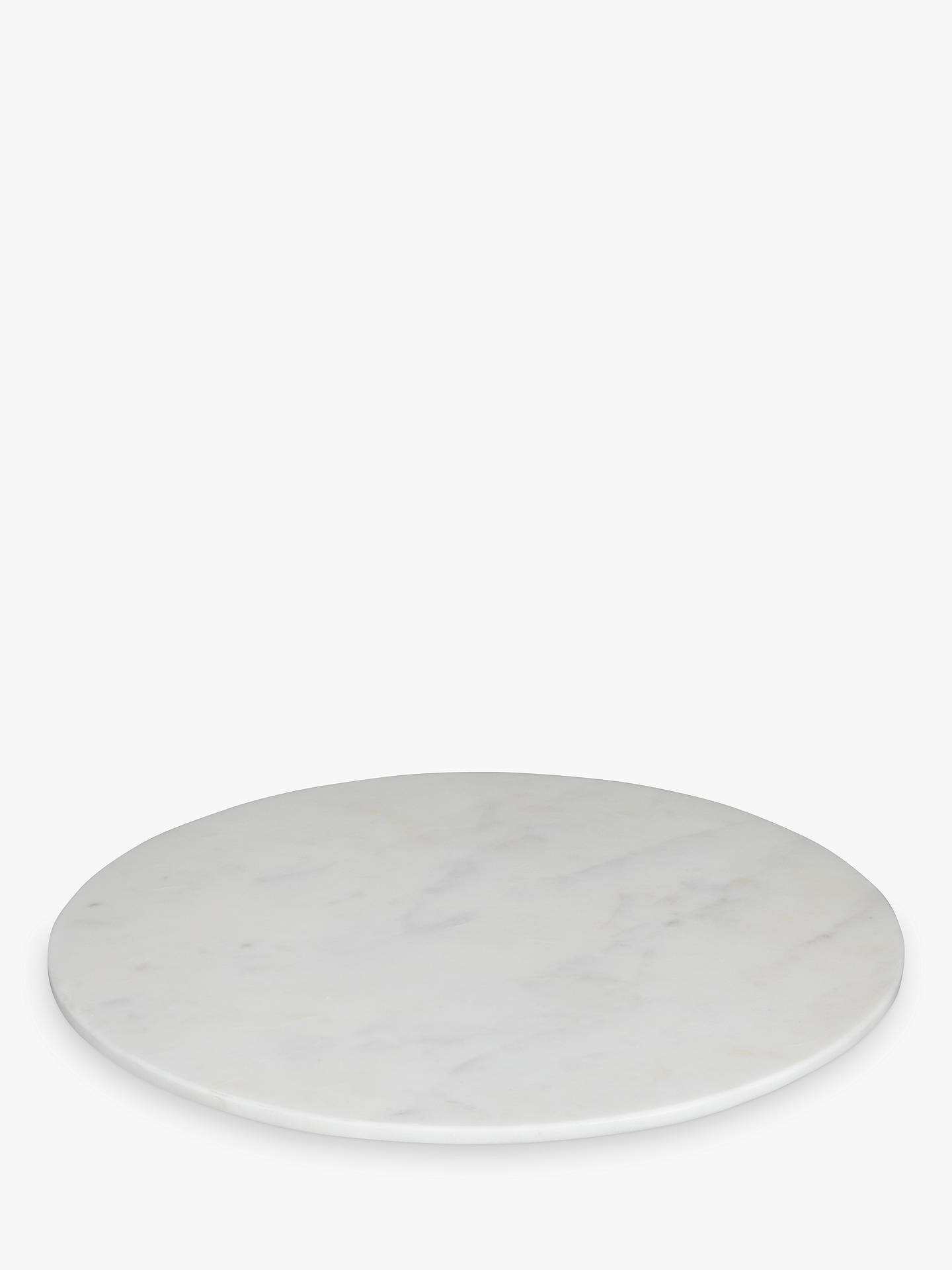 Buy John Lewis & Partners Marble Cheeseboard, White Online at johnlewis.com
