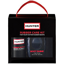 Buy Hunter Rubber Care Kit Online at johnlewis.com