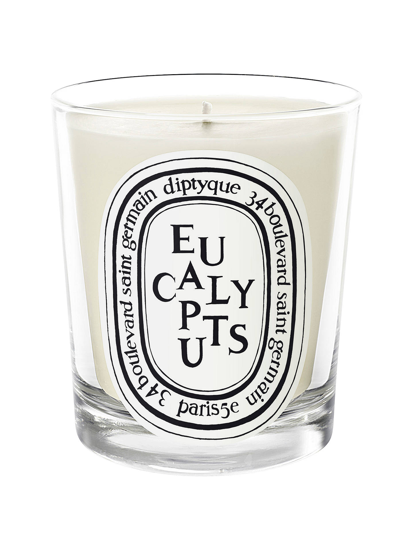 Buy Diptyque Eucalyptus Scented Candle, 190g Online at johnlewis.com