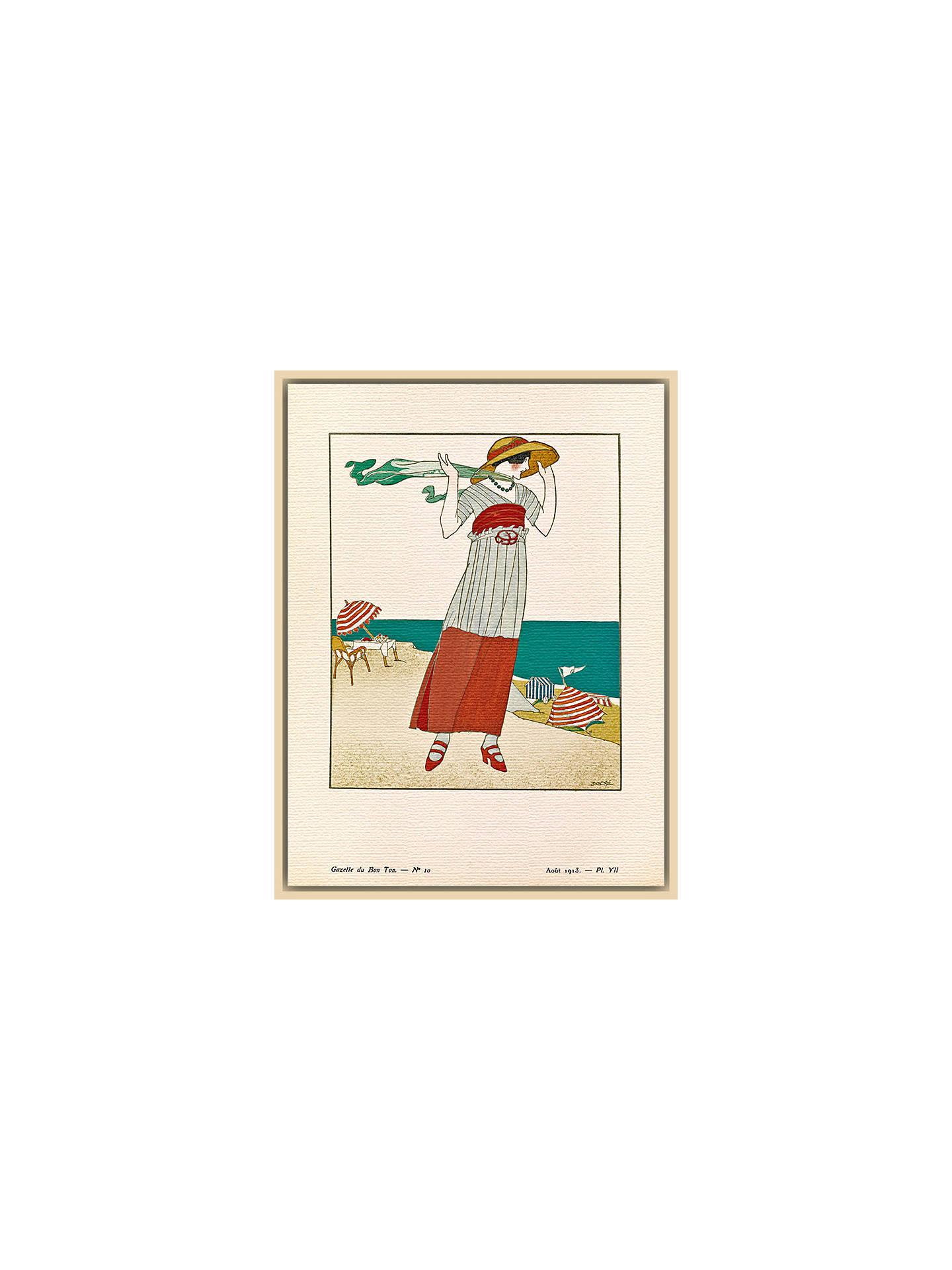 The Courtauld Gallery Gazette Du Bon Ton No10 1913 Sur