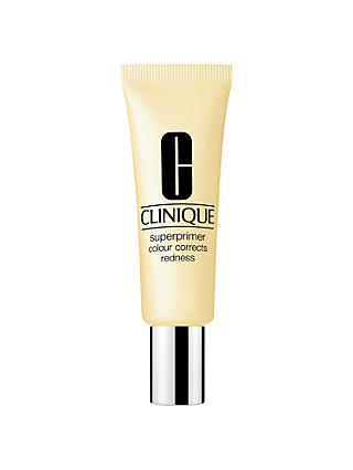 Clinique Superprimer Colour Correct Redness Face Primer, 30ml