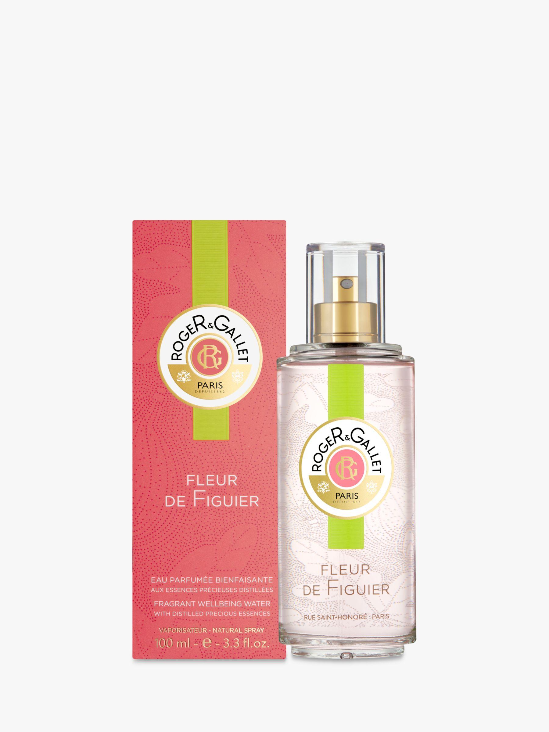 Roger & Gallet Roger & Gallet Fleur de Figuier Well-Being Water Fragrance, 100ml
