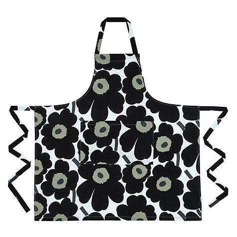 Buy Marimekko Unikko Apron Online at johnlewis.com