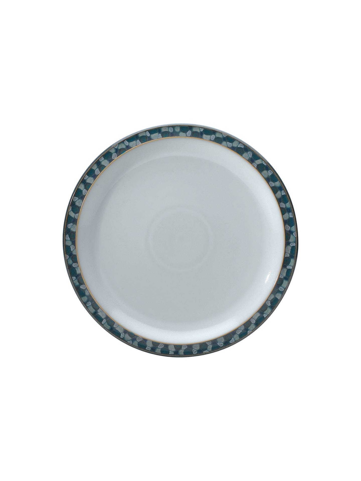 Blue by Denby Denby Azure Shell 4-Piece Place Setting