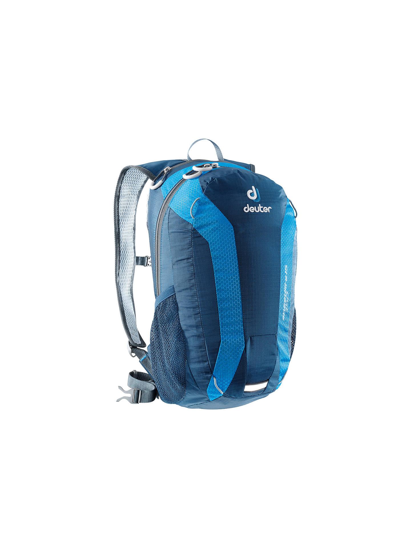 1e5c253e9f2 Buy Deuter Speed Lite 10 Backpack, Navy Online at johnlewis.com