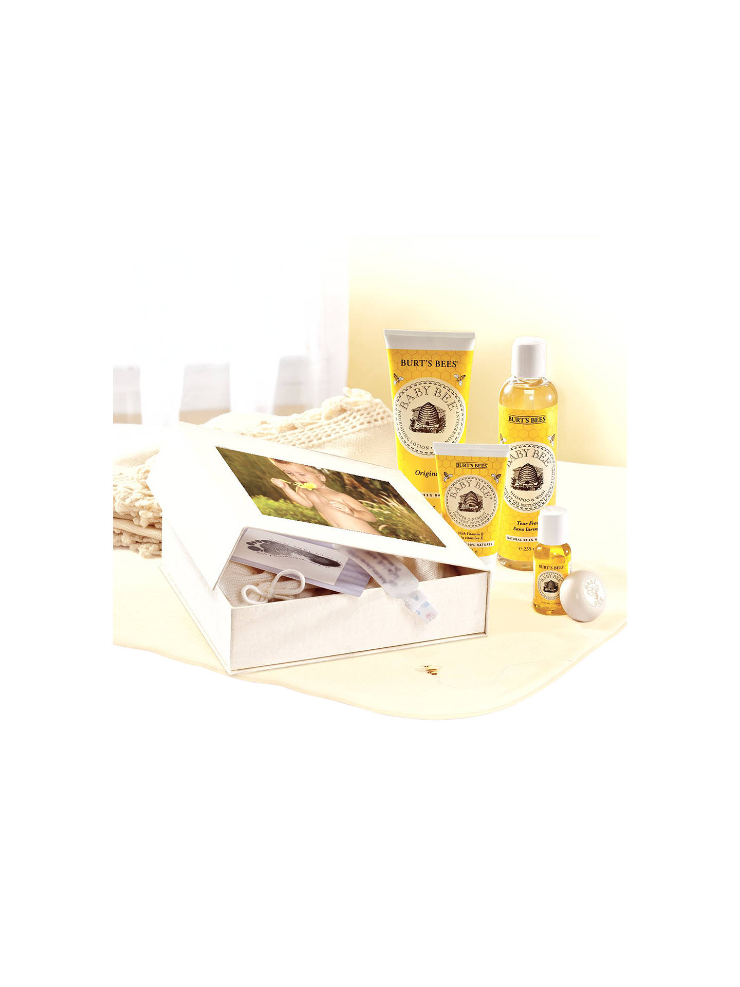 Burt S Bees Baby Bee Sweet Memories Gift Set At John Lewis