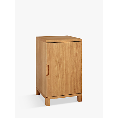 John Lewis Abacus Narrow Cupboard, FSC-Certified