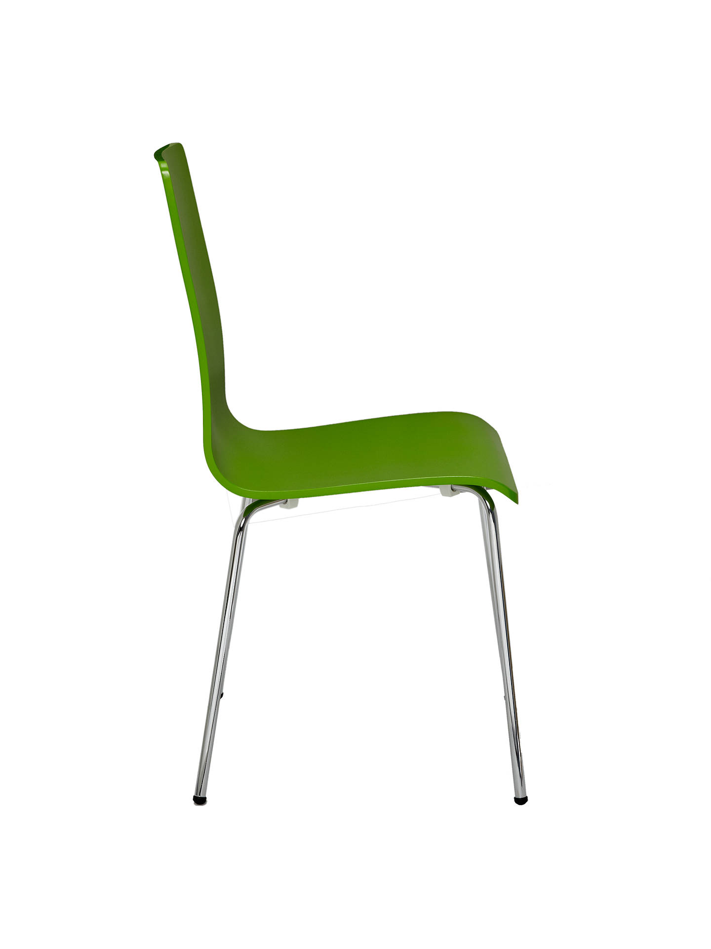 Buy House by John Lewis Jasper Dining Chair, Green Online at johnlewis.com