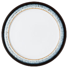 Buy Denby Halo Rimmed 21cm Tea Plate Online at johnlewis.com