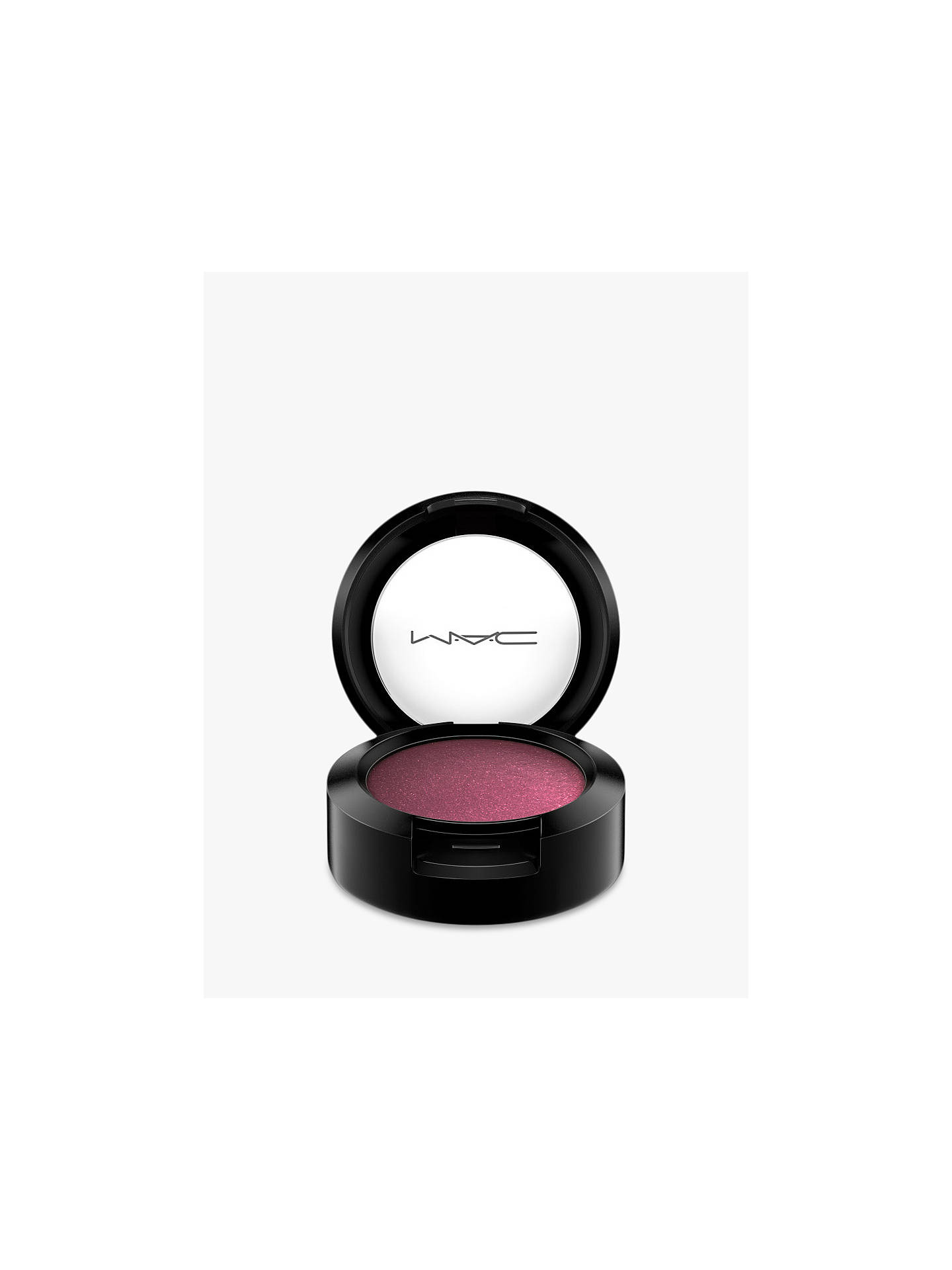 BuyMAC Eyeshadow - Frost, Cranberry Online at johnlewis.com