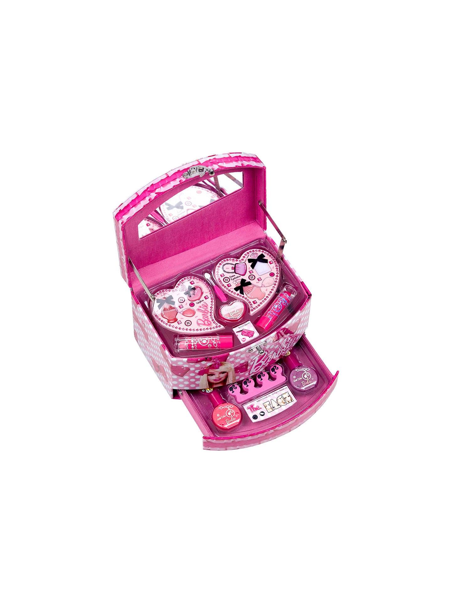 2ae9c10952f1 Barbie Makeup Case at John Lewis & Partners