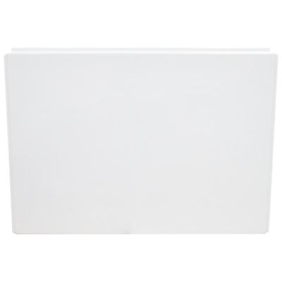 John Lewis PF313 75cm End Bath Panel For P-Shaped Shower Bath