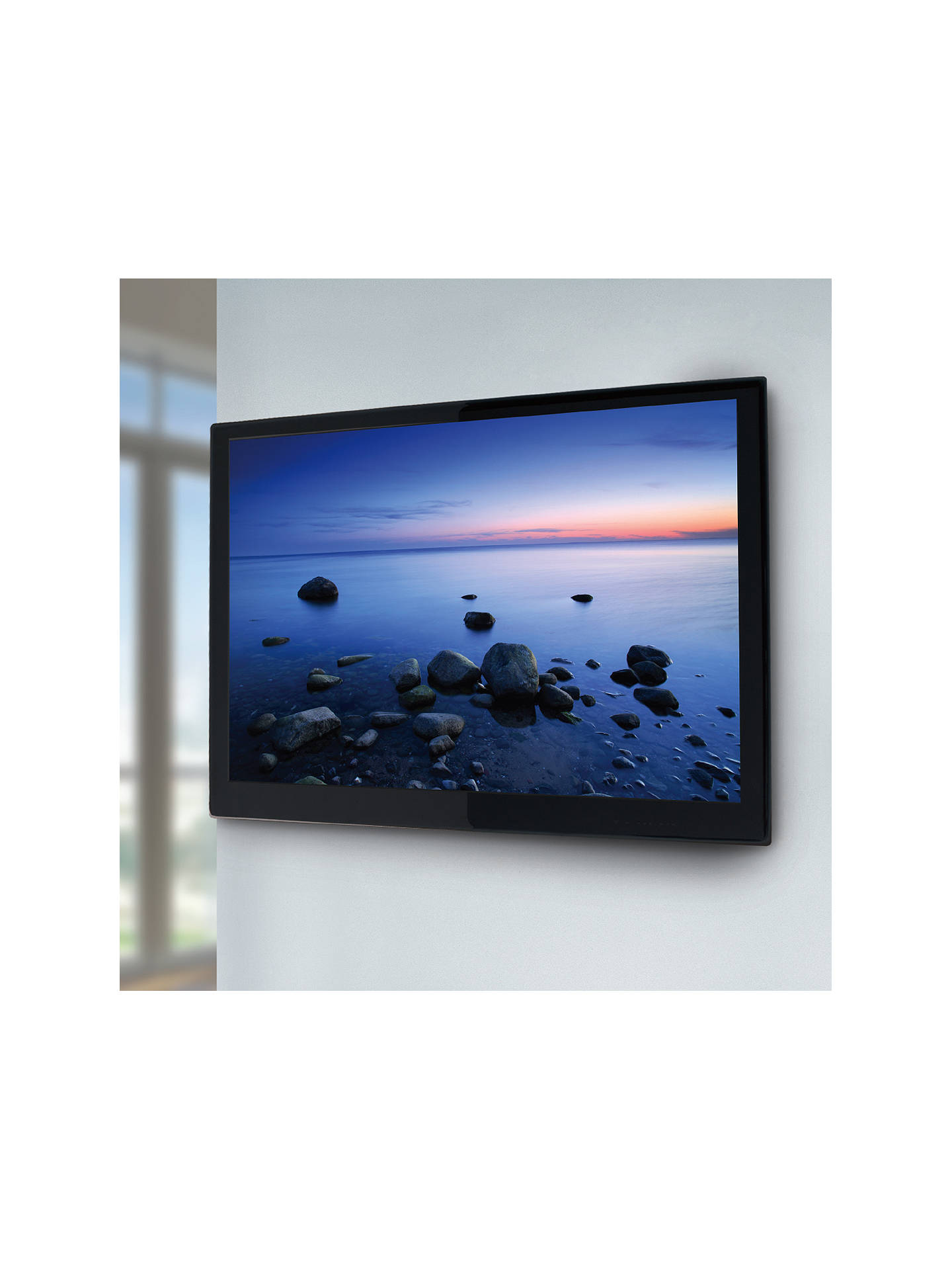 "BuyAVF JML8450 Flat TV Wall Bracket for TVs from 32 to 100"" Online at johnlewis.com"