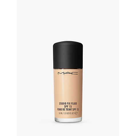Buy MAC Studio Fix Fluid SPF15 Online at johnlewis.com
