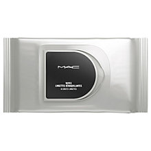 Buy MAC Bulk Wipes,100 Sheets Online at johnlewis.com