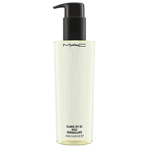 Buy MAC Cleanse Off Oil Online at johnlewis.com