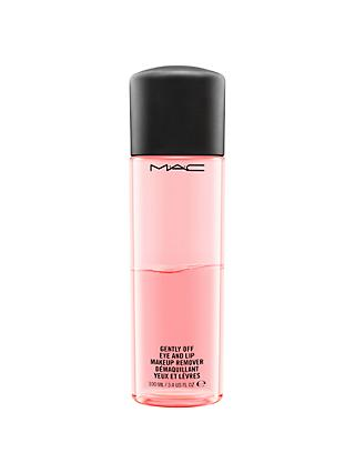 MAC Gently Off Eye & Lip Makeup Remover, 100ml