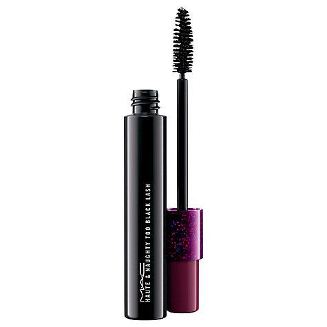 Buy MAC Mascara Haute & Naughty Lash, Black | John Lewis