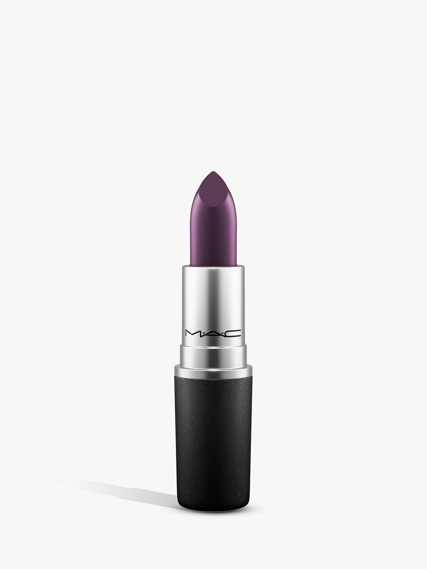 BuyMAC Lipstick - Satin, Cyber Online at johnlewis.com