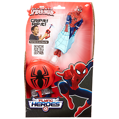 Flying Heroes Spider-Man Flying Toy