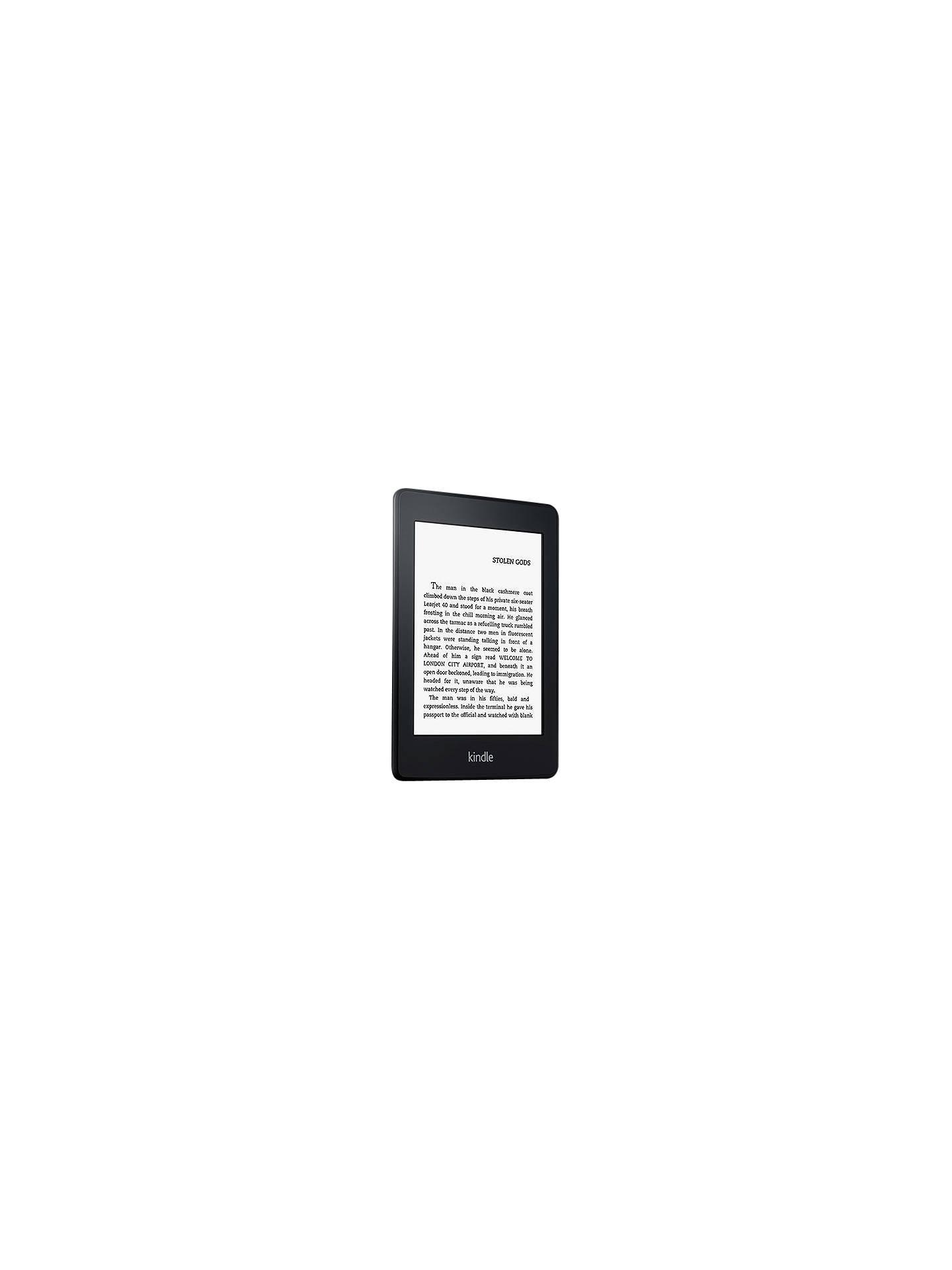 "Amazon Kindle Paperwhite eReader, 6"" Illuminated Touch ..."