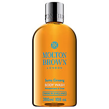 Buy Molton Brown Suma Ginseng Body Wash, 300ml Online at johnlewis.com