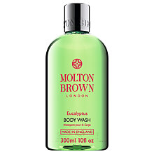 Buy Molton Brown Eucalyptus Body Wash, 300ml Online at johnlewis.com