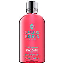 Buy Molton Brown Pink Pepperpod Body Wash, 300ml Online at johnlewis.com