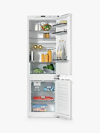 Miele KFN37452 iDE Integrated Fridge Freezer, A++ Energy Rating, 56cm Wide