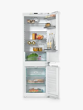 Miele KFN37432iD Integrated Fridge Freezer, A++ Energy Rating, 56cm Wide