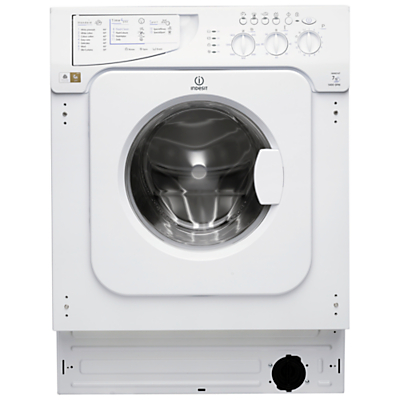 Image of Indesit IWME147 A+ 7kg   Integrated  in