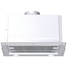 Buy Neff D4672X0GB Telescopic Cooker Hood, Grey Online at johnlewis.com