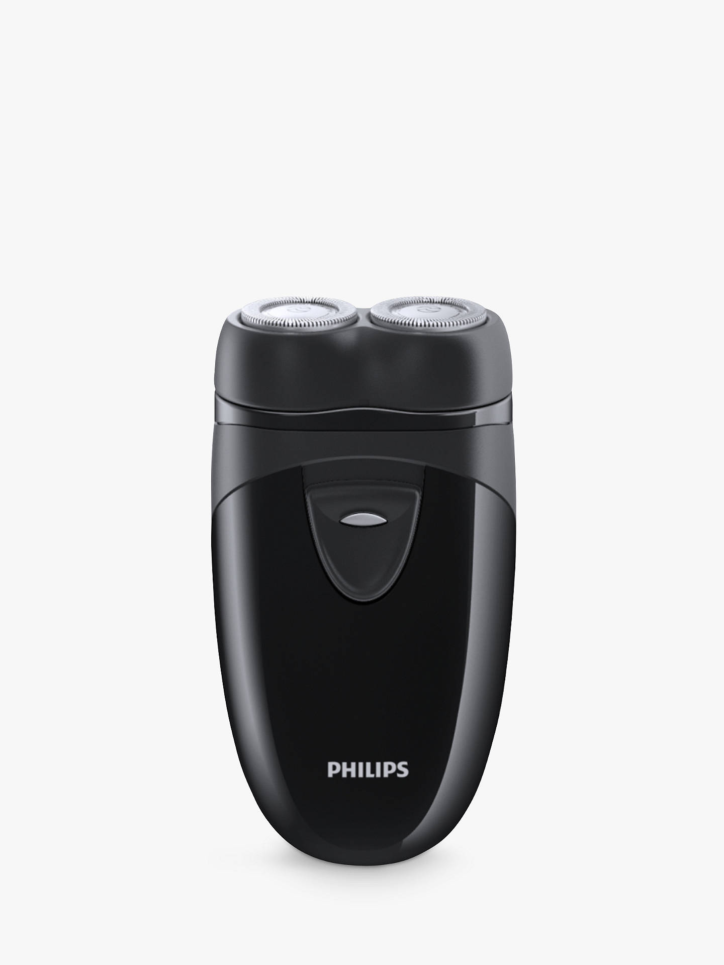 BuyPhilips PQ203/17 Mobile Shaver Online at johnlewis.com