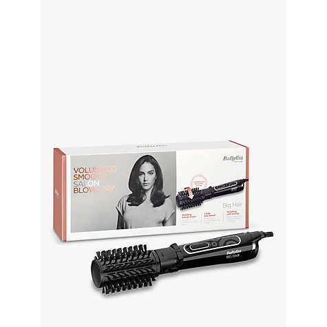 Buy BaByliss Big Hair 50mm 2885U Styler Online at johnlewis.com