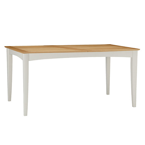 Buy John Lewis Alba 6-8 Seater Extending Dining Table Online at johnlewis.com
