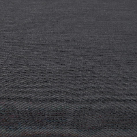 Buy John Lewis Eva Semi Plain Fabric, Graphite, Price Band D Online at johnlewis.com